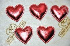 Патч сердце  3,3 см