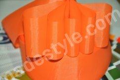 Лента  искусственный шелк. Ширина 5 см
